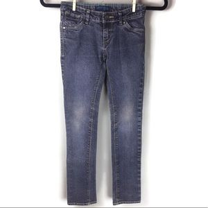 Levi's Skinny Fit Girl's Jeans Size 8